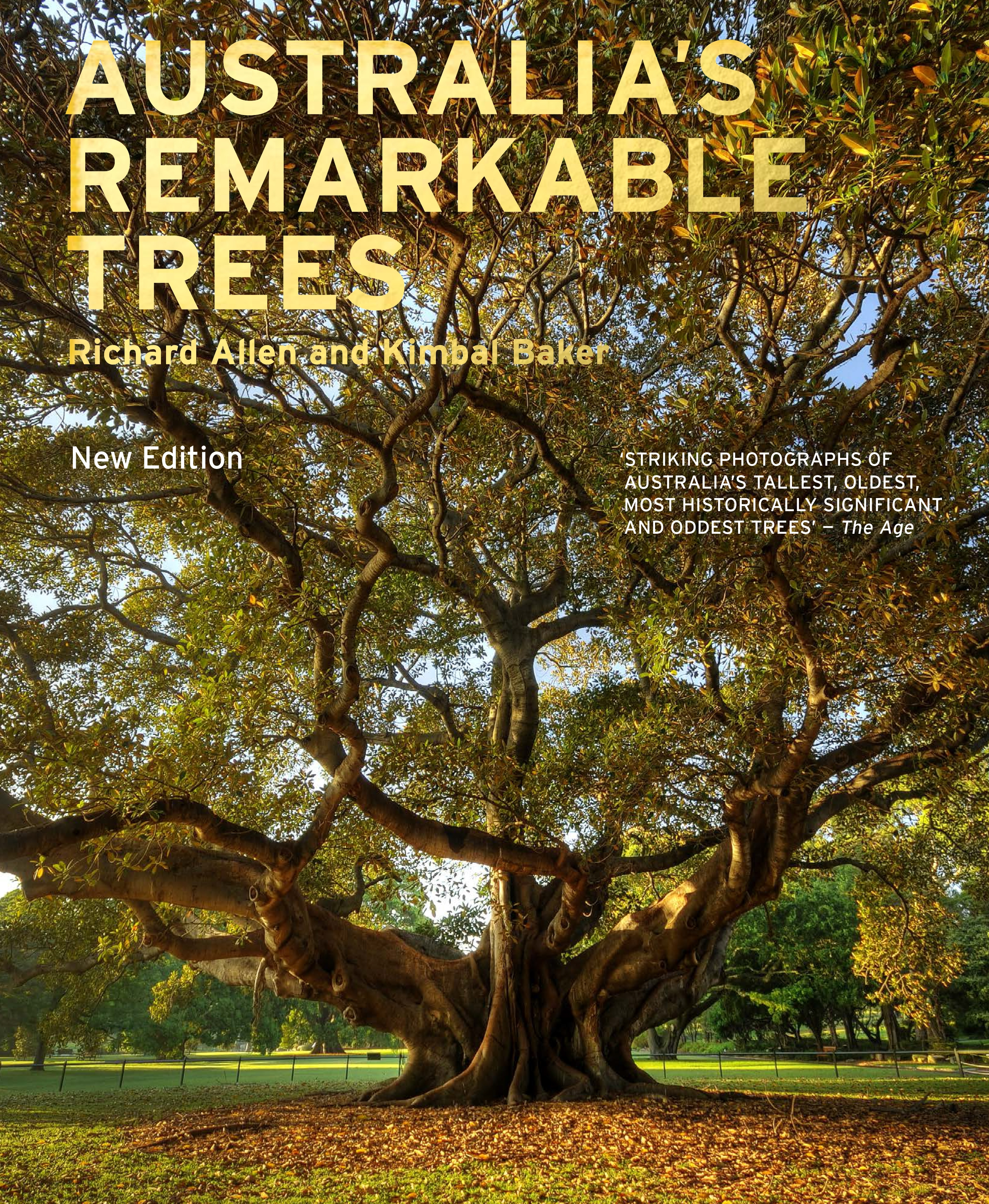 Australia\'s Remarkable Trees New Edition, Richard Allen, Kimbal ...