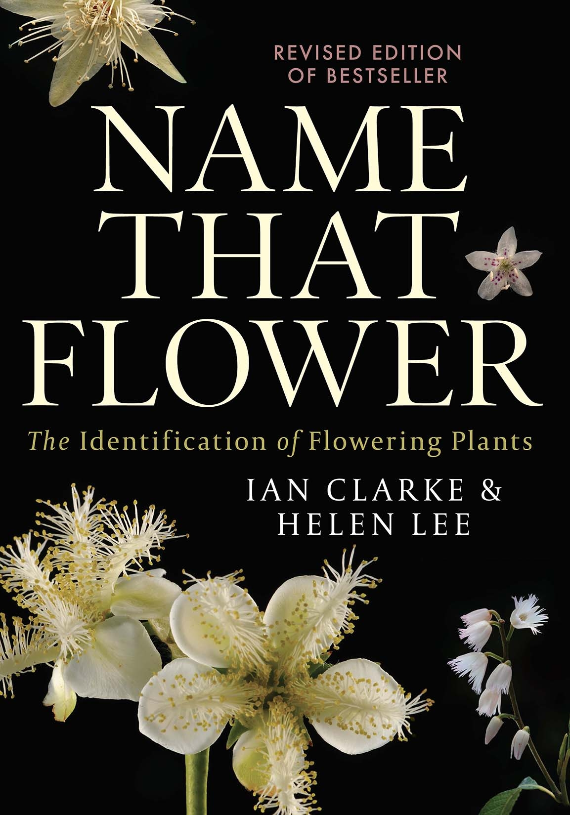 name that flower: the identification of flowering plants: 3rd edition, ian  clarke